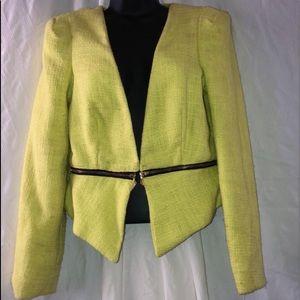 Nasty Gal Green Blazer, Size Medium